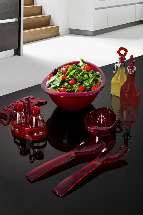 9 Pcs Salad Set