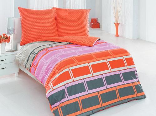Cotton Box Ranforce Quality 155x200cm Duvet Cover Set