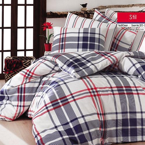 Clasy Cotton Duvet Sets - Stil v1