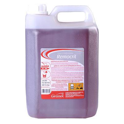 Removedor de Cera Remocril 5 litros
