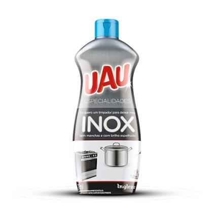 Limpa Inox UAU 200 ml