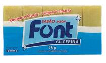 Sabão em Barra Font Econômico Glicerina 5x200 g