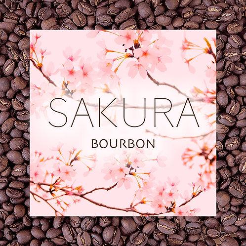 春のコーヒー『サクラブルボン』