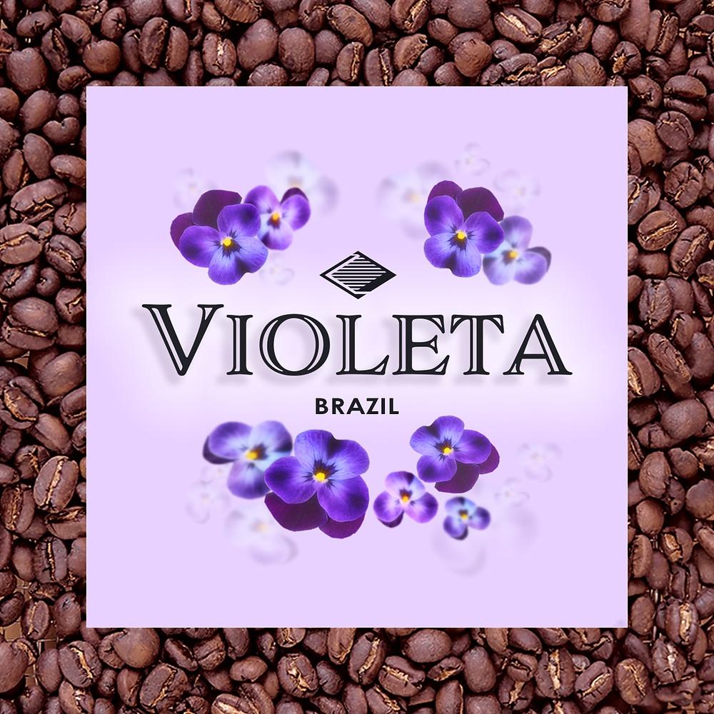 すみれの花のように香る、ブラジル産コーヒー豆『ヴィオレッタ』