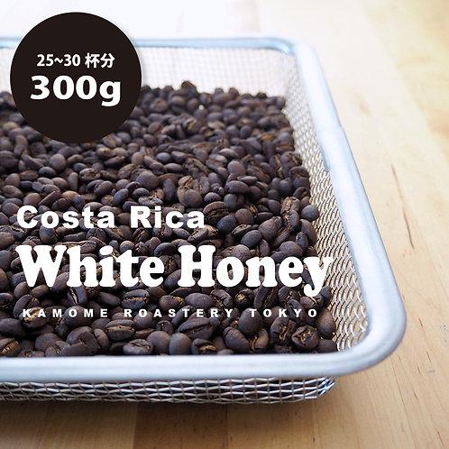 コスタリカ産『ホワイトハニー』コーヒー豆