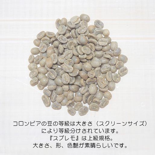 コーヒー豆の格付けについて