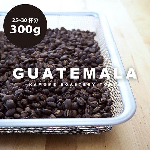 グアテマラコーヒー豆300gの写真