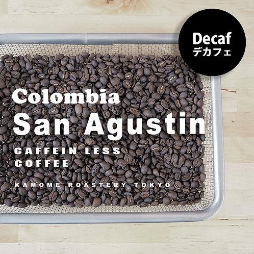 カフェインレス(デカフェ)コーヒー豆の写真