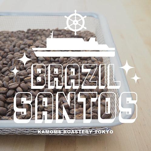 ブラジル サントス コーヒー豆