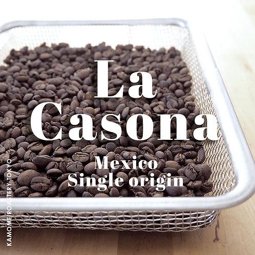 メキシコのシングルオリジンコーヒー豆『ラ・カソナ』