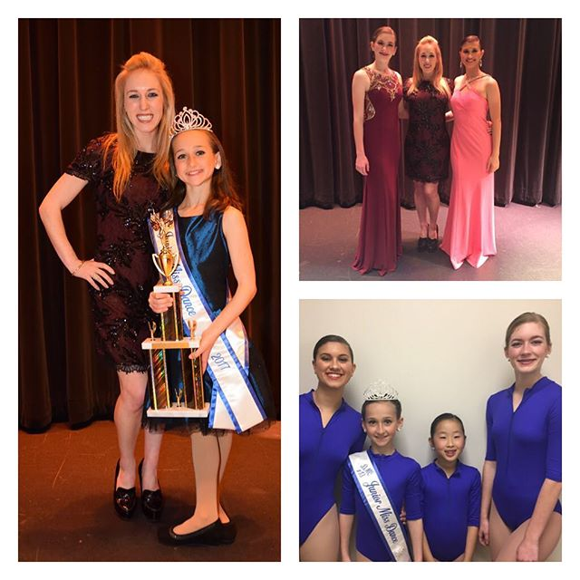 Proudly Introducing... Junior Miss Dance of California 2017 -- Ani! 👑🏆 Congratulations to our amaz
