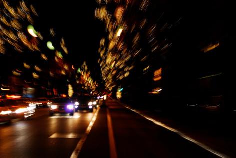 Avenue parisienne