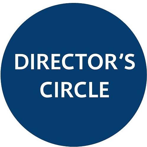 Director's Circle Donor Membership