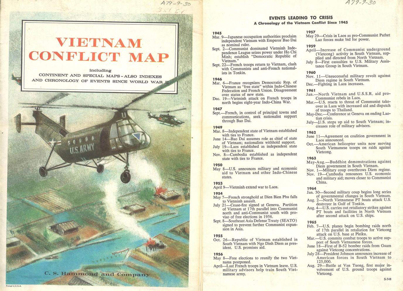 Vietnam War Literature
