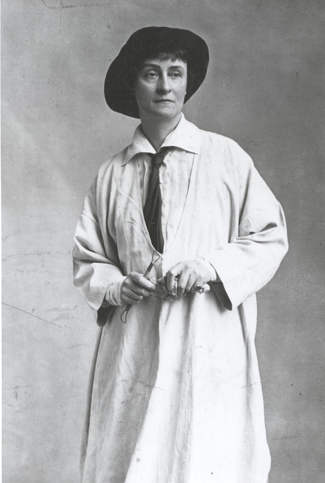 Janet Scudder