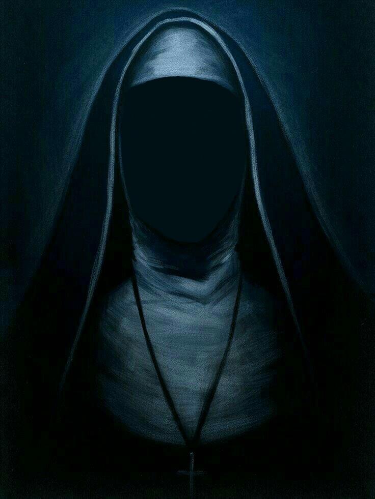 Faceless Nun