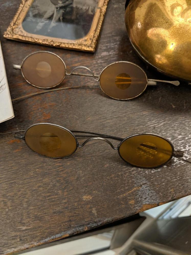 Sharpshooter Glasses