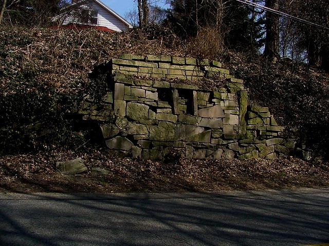 The Face in Wall