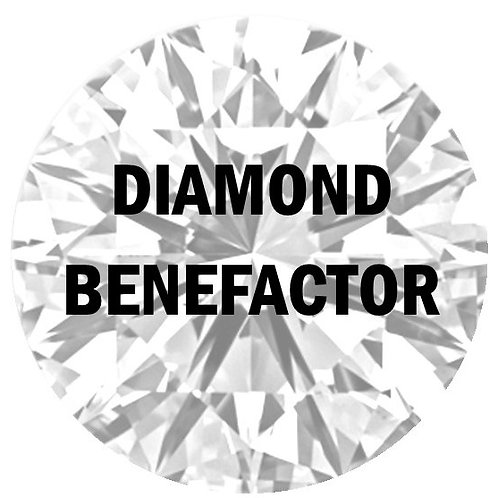 Diamond Benefactor Donor Membership