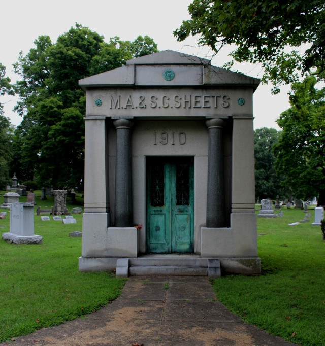 The Mausoleum Telephone
