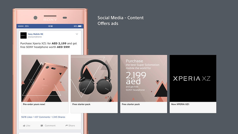 Affordable social media advertising