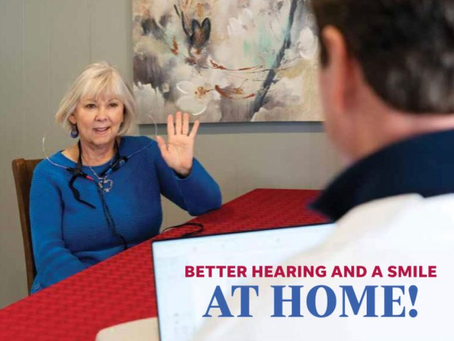 The Value of In-home Hearing Healthcare Visit for Seniors