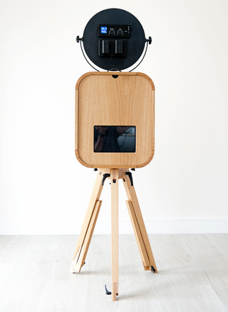 Everybooth Lite - Luxury Wooden Portable