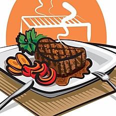 Delicious Grass-fed 4oz Sirloin Steak