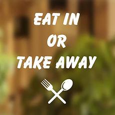 Eat-in-or-Takeaway-Shop-sticker-vinyl-lettering-Window-front-sign-art-graphics-25212363910