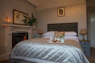 Barnabas House Sheepstor Bedroom