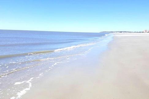HIlton Head Beach water