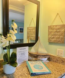 Welcome Center in Vacation Rental