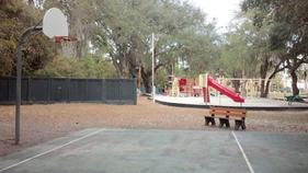 Basketball Court at Hilton Head Beach and Tennis Resort
