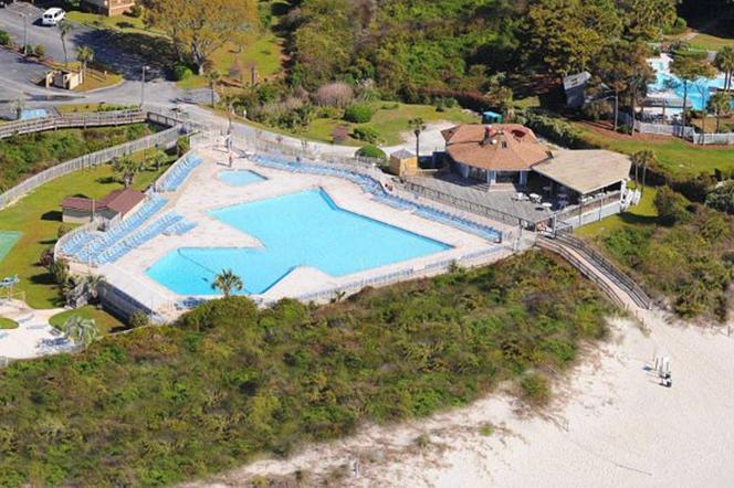 Big Pool at HIlton Head Beach and Tennis Resort