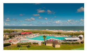 Family Activities at Oceanfront Pool