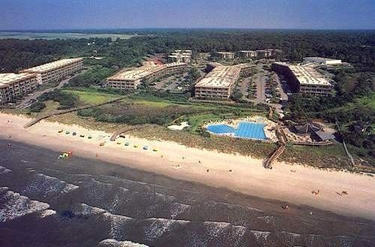 Hilton Head Beach and Tennis Resort overview