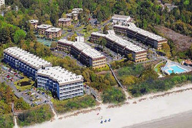 Hilton Head Island Beach and Tennis Resort Overview