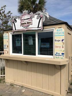 SnoCones and Ice Cream Stand