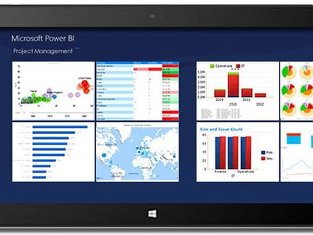 New Dashboard product from Microsoft!