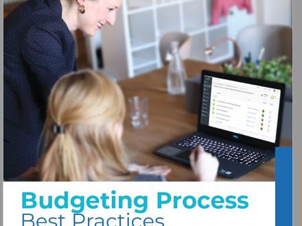 Best practises vid budgetering