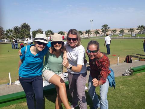 Golf & Bowling Tag