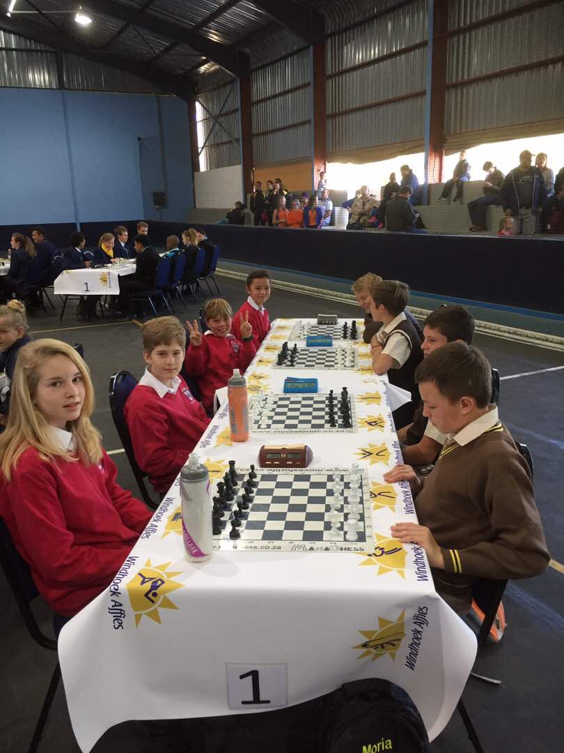 NAPSO Chess/Schach