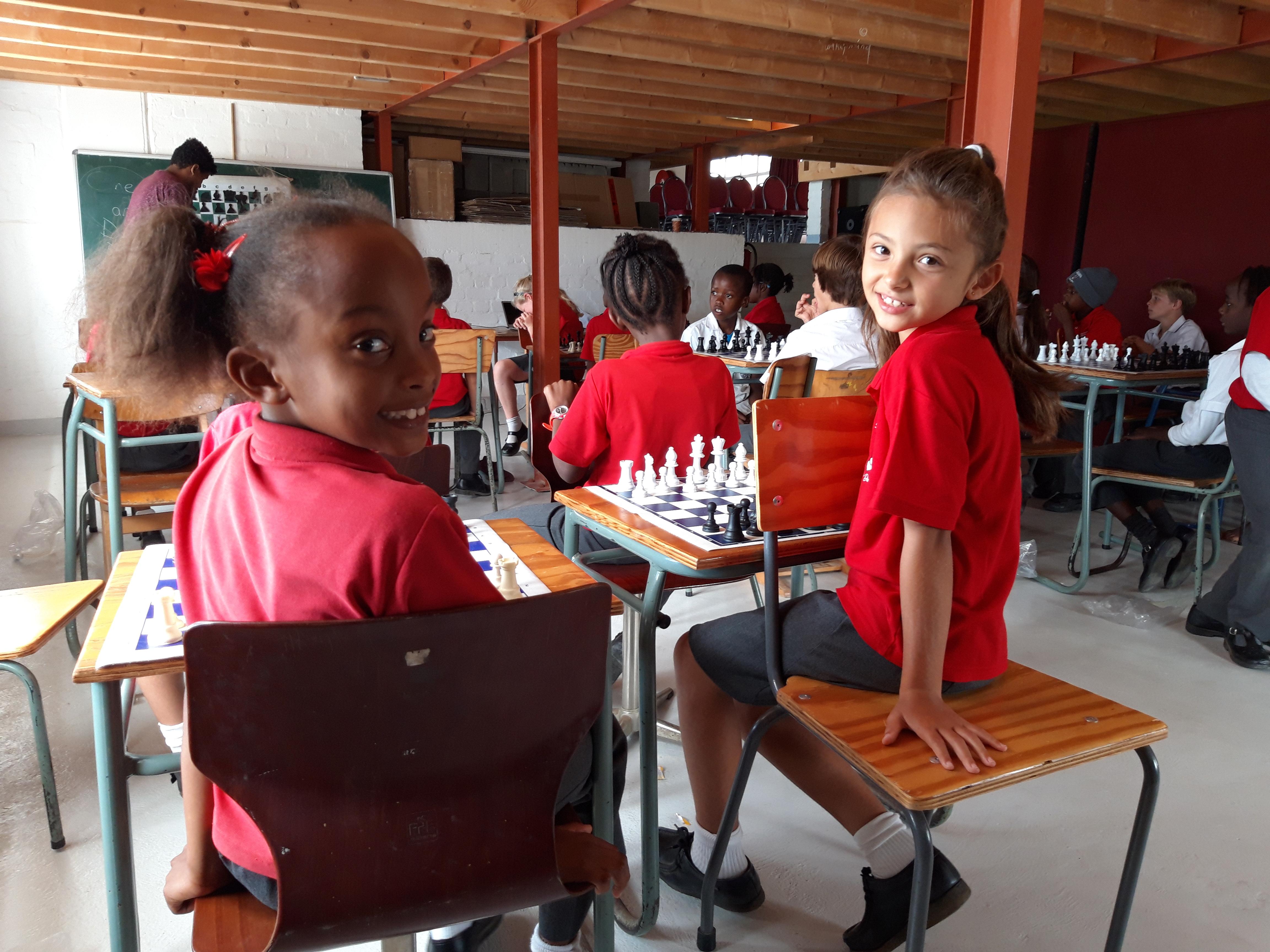 Schachunterricht/Chess