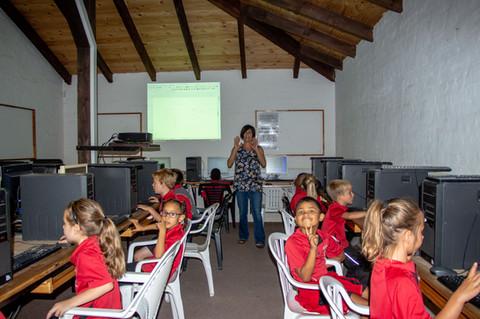 Primary School Computer Class