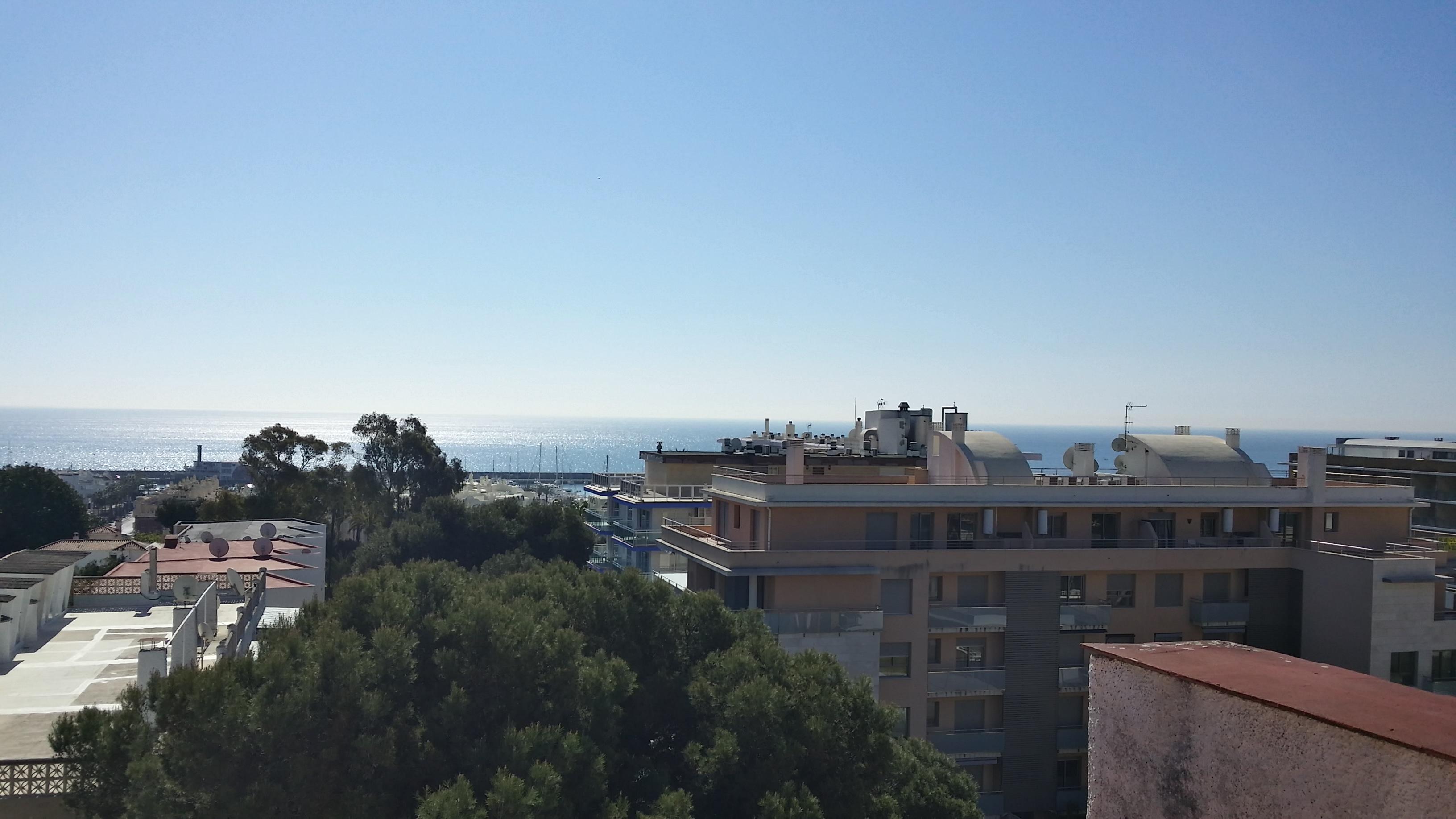 Nice view Malaga - Spain