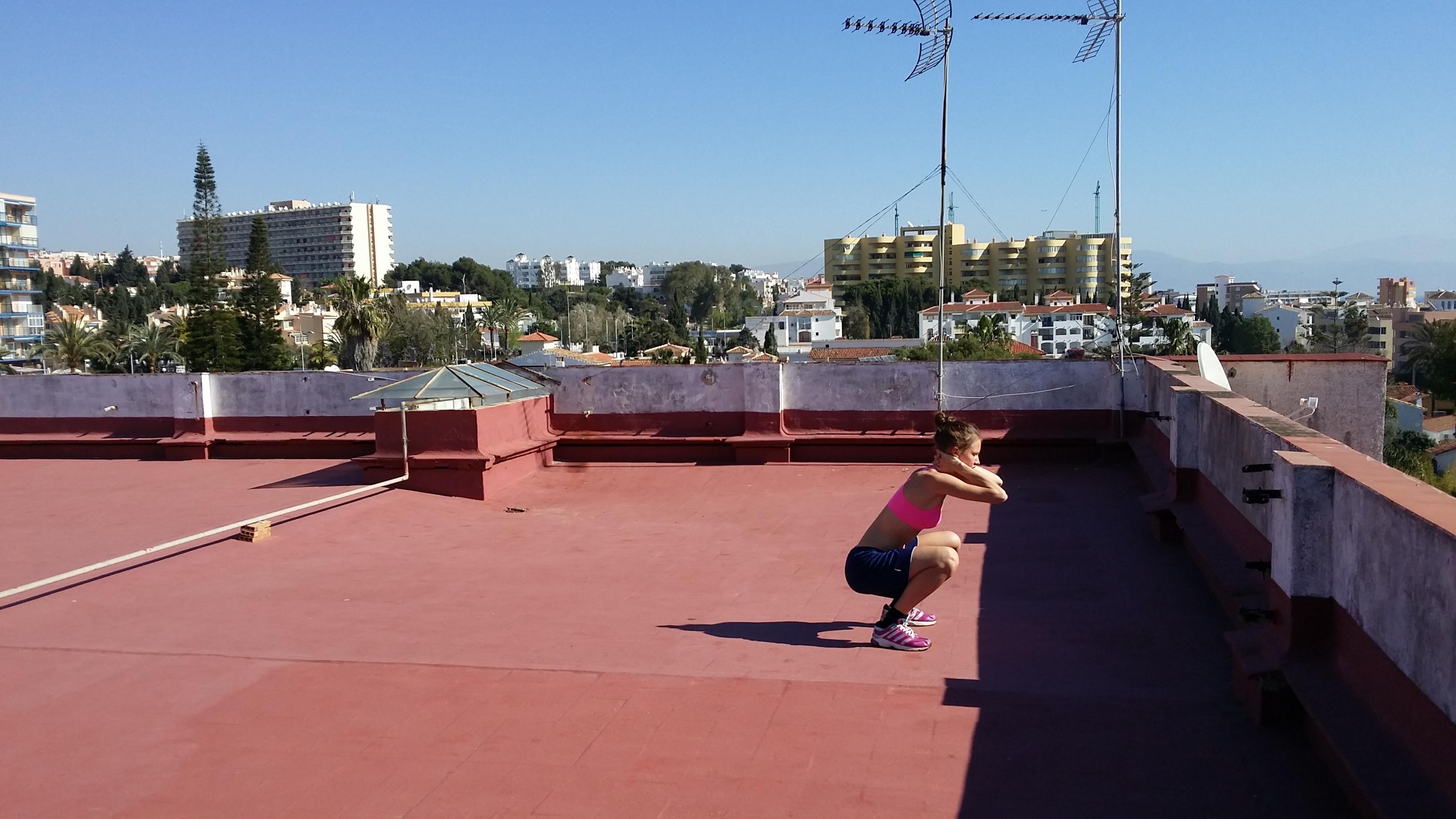 In Malaga
