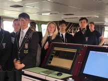 Besuch auf einem deutschen Forschungsschiff