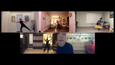 ELC Virtual Adult Dancing Concert