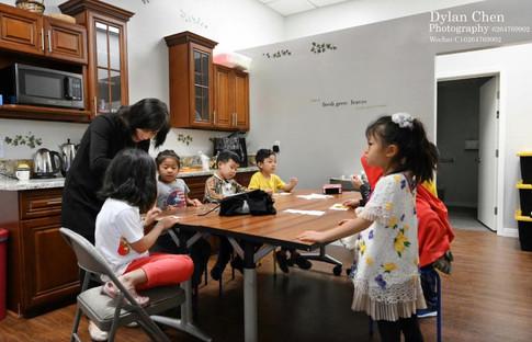 ELC class activity photo