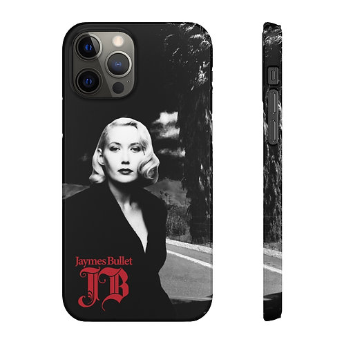 JAYMES BULLET Official Bayou Noir Records 'Highway One' Design Phone Cases